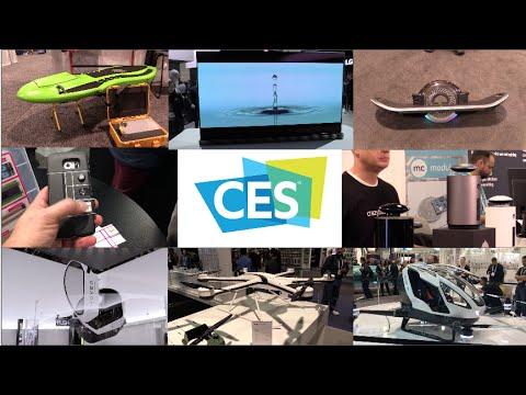 Lo mejor del CES 2016 Resumen