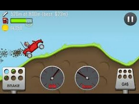 App Review: HILL CLIMB RACING!! [Finnish]