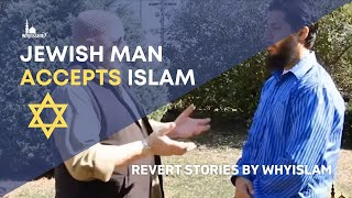 Former Jewish Man Accepts Islam as the Divine Way of Life