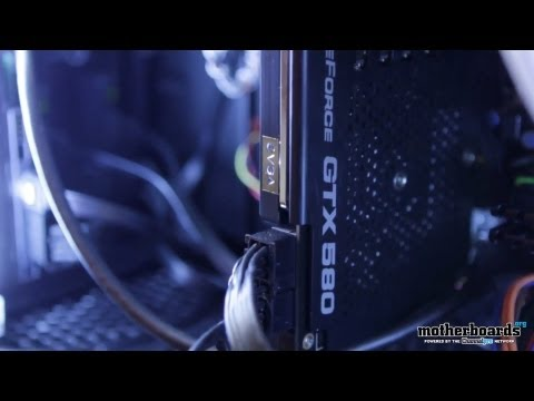 Building The Beast Part 3: 2560 x 1600 Gaming Benchmarks (EVGA GTX 580 FTW Hydro Copper 2)