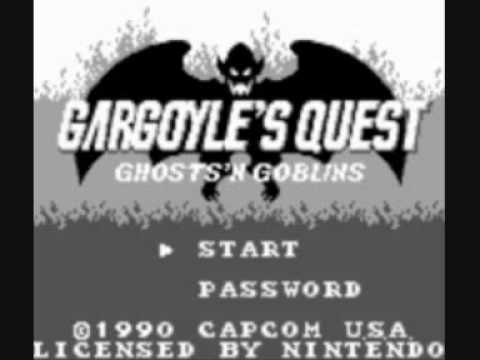 Gargoyle's Quest metal