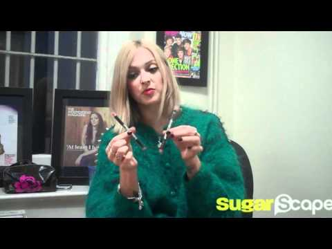Fearne Cotton make-up tips: brushes! Which ones to use for what