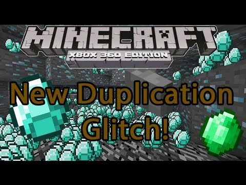 Minecraft (Xbox360/Ps3): Tu14 New Duplication Glitch With Anvil! (ORIGINAL)