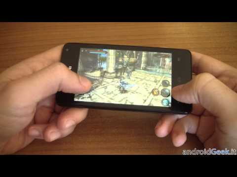 Huawei Ascend Y300 - Focus Games