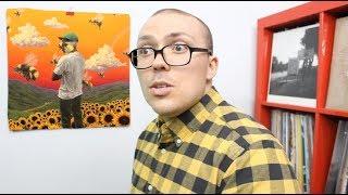 Tyler, the Creator - Flower Boy ALBUM REVIEW