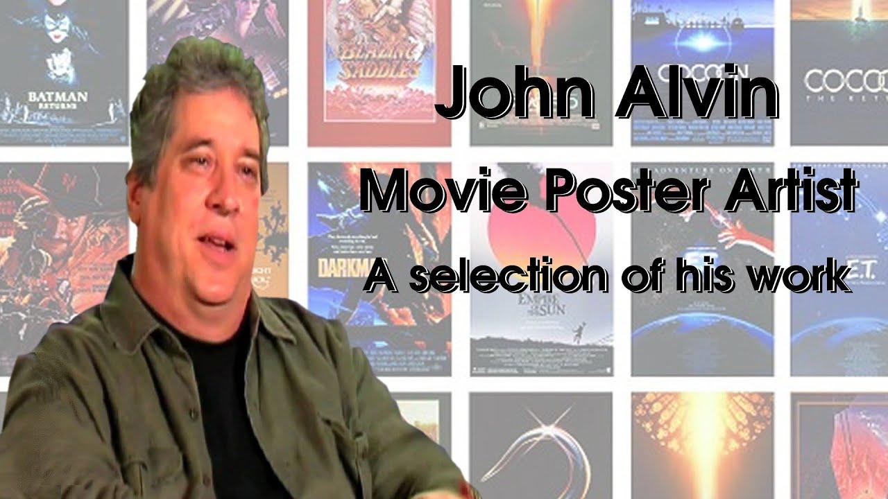John Alvin Interview John Alvin Movie Poster