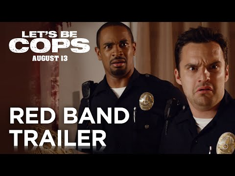 Let's Be Cops | Official Red Band Trailer | 20th Century Fox video
