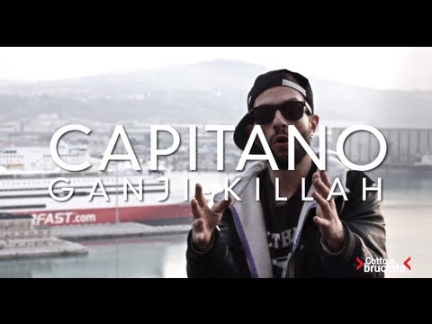 Ganji Killah - Capitano  [OFFICIAL VIDEO]