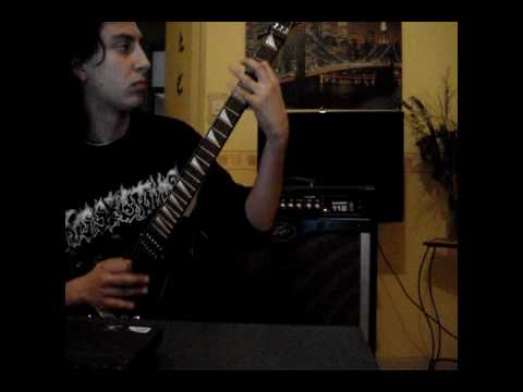 Night's Blood - Dissection (cover)