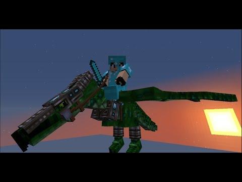 Minecraft A la poursuite des Dragons Légendaires Ep 3