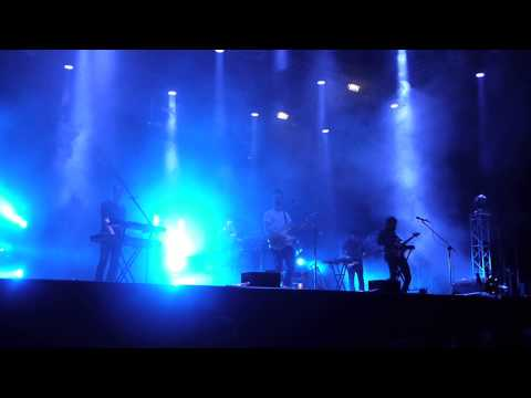 White Lies - First Time Caller (Czyżynalia, Kraków 2013)