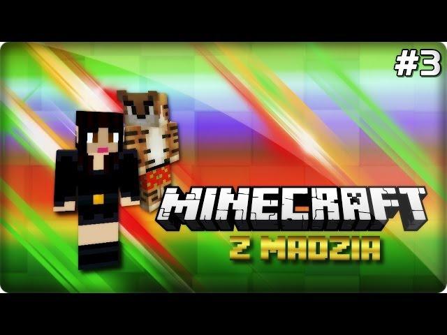 Madzia & Paveł w Crusoe Minecraft [#3] Nether i przygoda