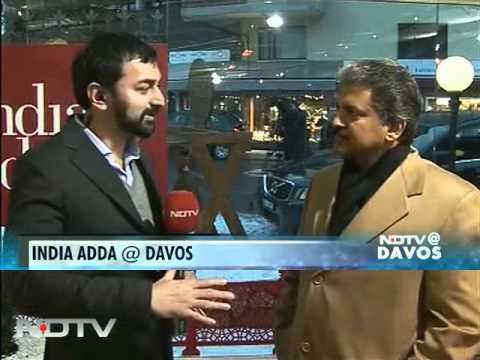 WEF meet in Davos is all about business: Anand Mahindra