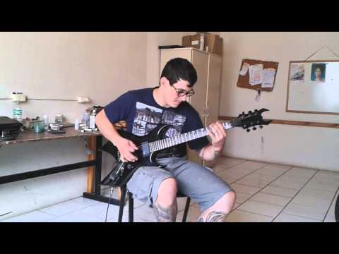 Captador ativo condor raining blood cover
