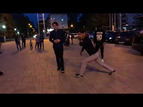 Возвращение Чингиза. Уличные танцы
