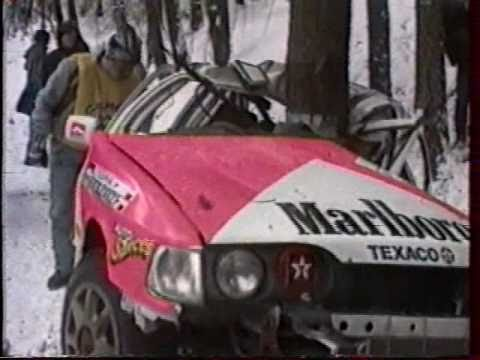 Film Z Wypadku Mariana Bublewicza (Fatal Rally Crash)