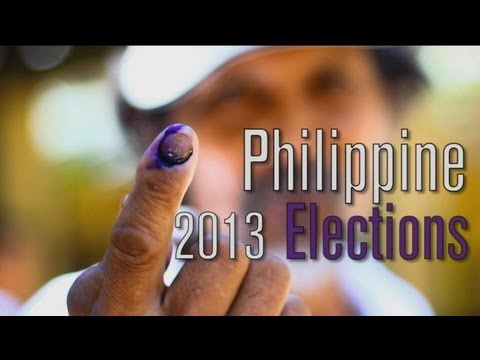 Philippine Elections 2013