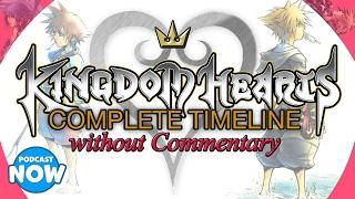 Kingdom Hearts: Full Story (No Commentary)