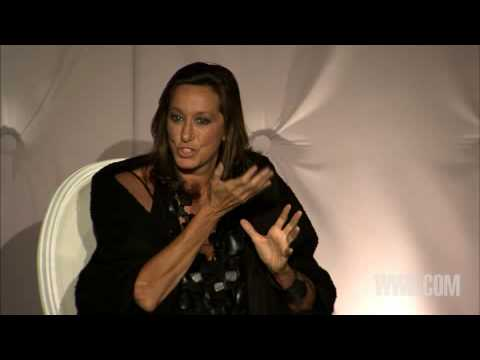A Conversation with Donna Karan