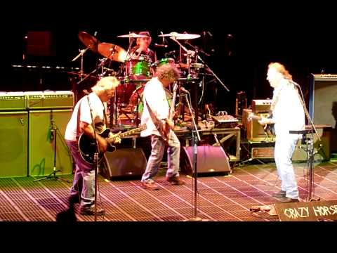 Neil Young and Crazy Horse - F*!#in' Up - Red Rocks - 8/5/2012