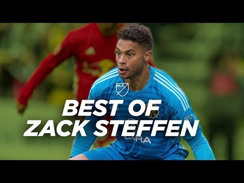 Zack Steffen: Transferred to Manchester City for Club Record Fee