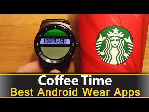 Coffee Time - Best Android Wear Apps Series