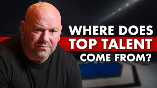 Where Does The UFC Get Its Top Talent?