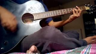 Awaara Dil guitar chords || guitar cover ||guitar lesson