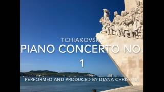 Piano Concerto No. 1 (Tchiakovsky) - Philharmonic Edit by Diana Christina