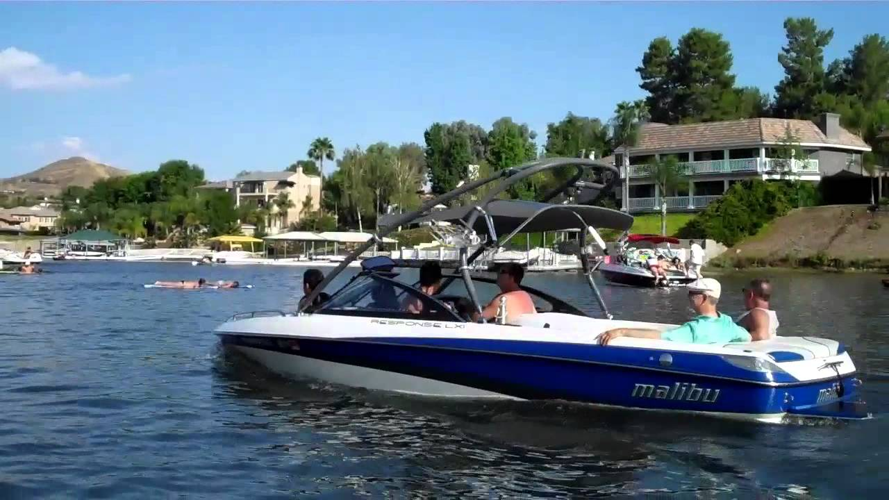 Canyon lake california celebrating 4th of july 2011 youtube for Canyon lake fishing ca