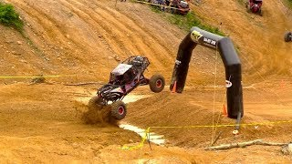 ROCK BOUNCERS GET WILD at the PRO ROCK RACE at WILDCAT