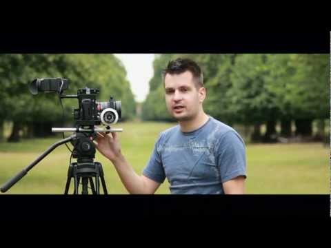 TRUSMT DSLR CAGE REVIEW | Canon 5D Mark II | BUDGET FILMMAKER