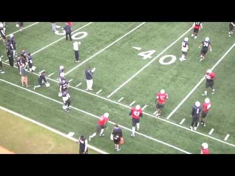 Desmond LaVelle Practice Plays 2014
