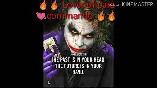 🔥🔥 Joker quotes ll new attitude boy quotes 2019