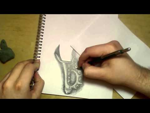 How to Draw an Awesome Sword