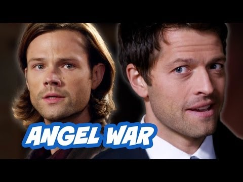 Supernatural Season 9 Episode 9 Review - Angel Civil War