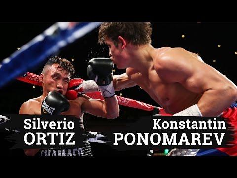 Konstantin Ponomarev — Silverio Ortiz (Lomachenko - Walters)