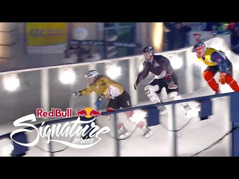 Red Bull Signature Series - Crashed Ice in Quebec 2012 FULL TV EPISODE 8