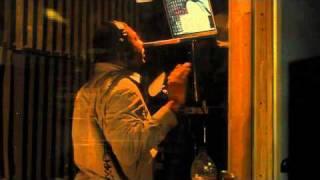 Slim Redd & Sabotage - recording session