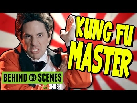 Kung Fu Master (bts) video