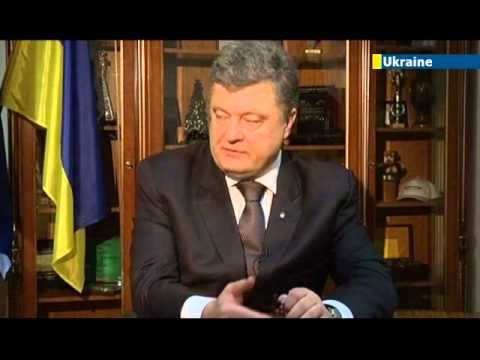 Ukrainian Presidential Election: Petro Poroshenko vows to fight corruption if elected