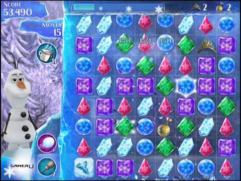 [FROZEN FREE FALL] HOW TO PASS LEVEL 118