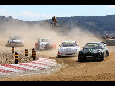 FIA RALLYCROSS OF PORTUGAL, MONTALEGRE: 2013 SC FINAL H/L