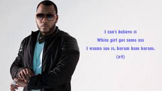Can't Believe It - Flo Rida ft. Pitbull (Lyrics) HD 1080p