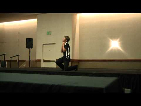 Daniel King Solo Human Video 3rd at Nationals 2011