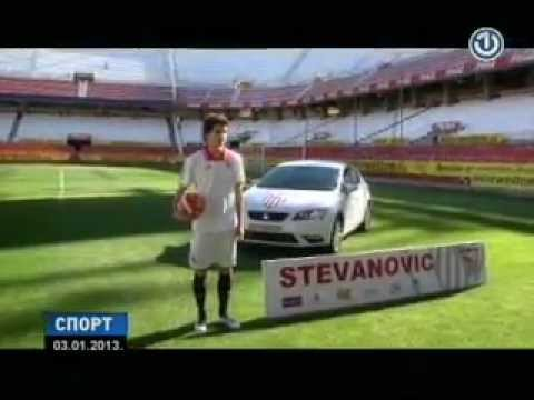 Miroslav Stevanovic..... La Liga   Sevilla FC