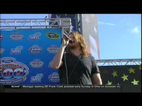 The Star Spangled Banner Caleb Johnson 11-16-14