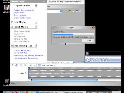 how to join mp3 with windows movie maker