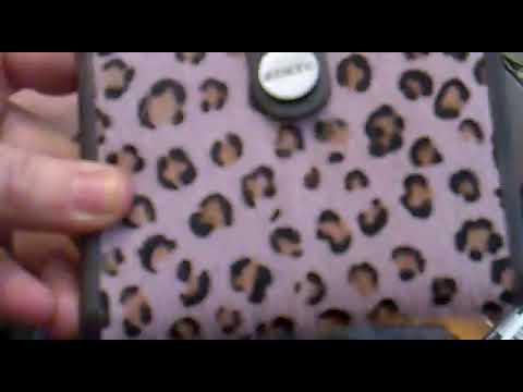 Idoya nos enseña carteras Abaccino en Bolsos Metro