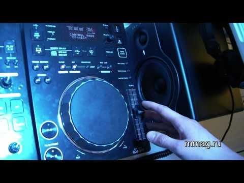 mmag.ru: Pioneer CDJ 350 video review